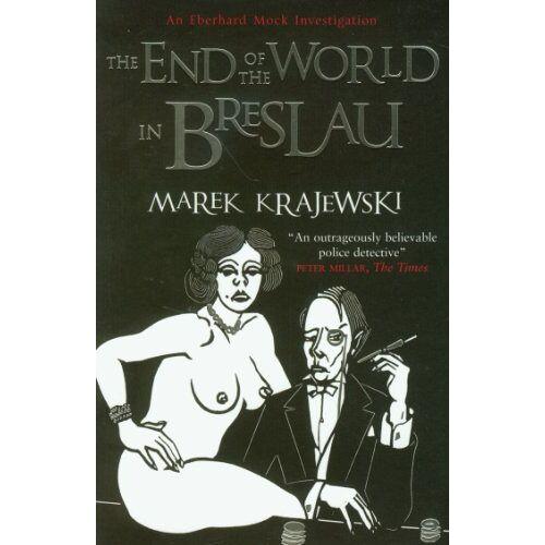 Marek Krajewski - End of the World in Breslau - Preis vom 06.05.2021 04:54:26 h
