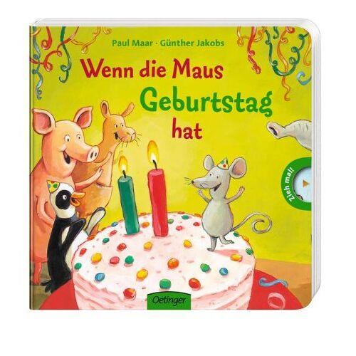 Paul Maar - Wenn die Maus Geburtstag hat - Preis vom 06.04.2020 04:59:29 h