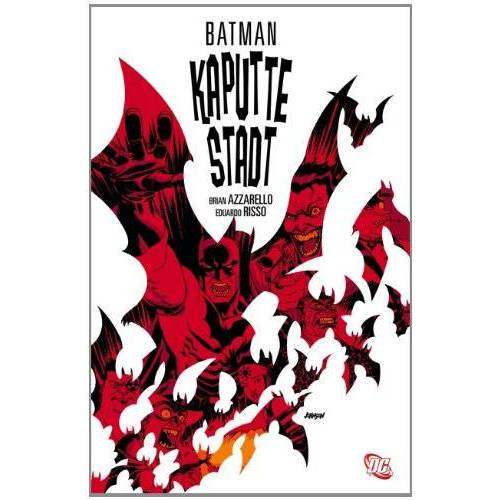 Brian Azzarello - Batman: Kaputte Stadt - Preis vom 18.04.2021 04:52:10 h