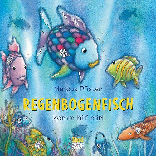 Marcus Pfister - Regenbogenfisch, komm hilf mir! (Der Regenbogenfisch) - Preis vom 24.01.2021 06:07:55 h
