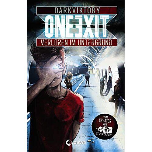 darkviktory - One Exit - Verloren im Untergrund: Vom Macher von TubeClash - Preis vom 19.10.2020 04:51:53 h