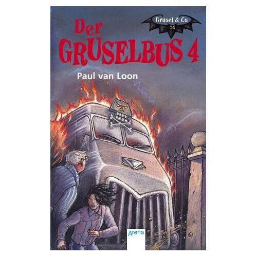 Loon, Paul van - Der Gruselbus 4. Grusel & Co. - Preis vom 12.05.2021 04:50:50 h