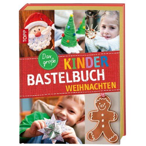 Alice Hörnecke - Das große Kinderbastelbuch WEIHNACHTEN - Preis vom 09.05.2021 04:52:39 h