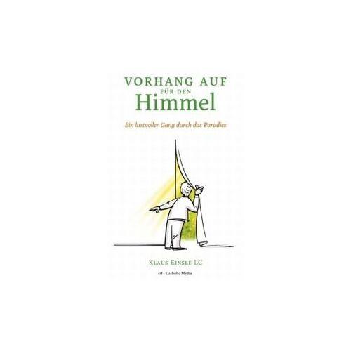 Klaus Einsle - Vorhang auf für den Himmel - Preis vom 28.02.2021 06:03:40 h