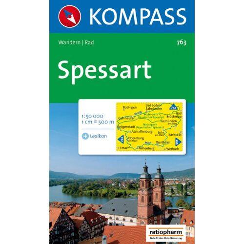 - Spessart 1 : 50 000: Wandern / Rad - Preis vom 21.10.2020 04:49:09 h