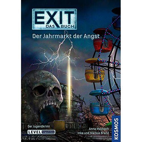 Anna Maybach - Exit - Das Buch - Der Jahrmarkt der Angst - Preis vom 06.05.2021 04:54:26 h