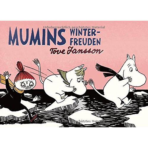 Tove Jansson - Mumins Winterfreuden - Preis vom 06.03.2021 05:55:44 h