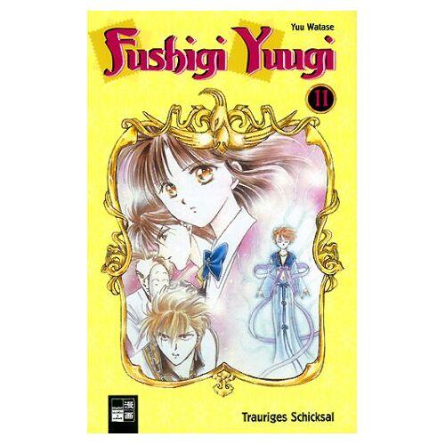 Yuu Watase - Fushigi Yuugi 11 - Preis vom 14.04.2021 04:53:30 h