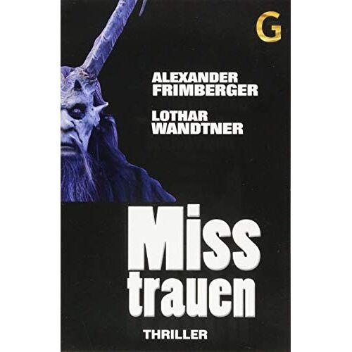 Alexander Frimberger - Misstrauen - Preis vom 03.12.2020 05:57:36 h