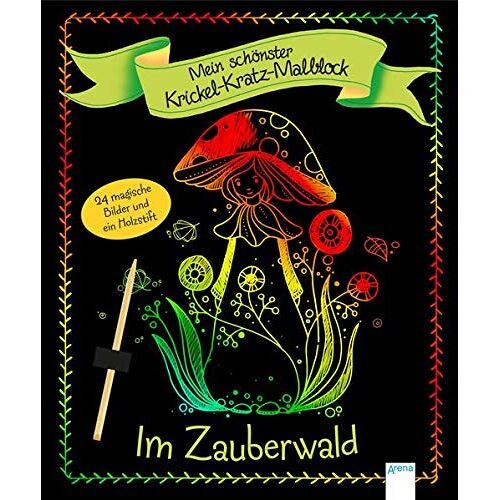 - Mein schönster Krickel-Kratz-Malblock. Im Zauberwald - Preis vom 23.01.2020 06:02:57 h