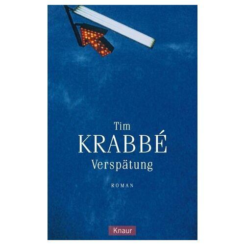 Tim Krabbe - Verspätung - Preis vom 06.09.2020 04:54:28 h