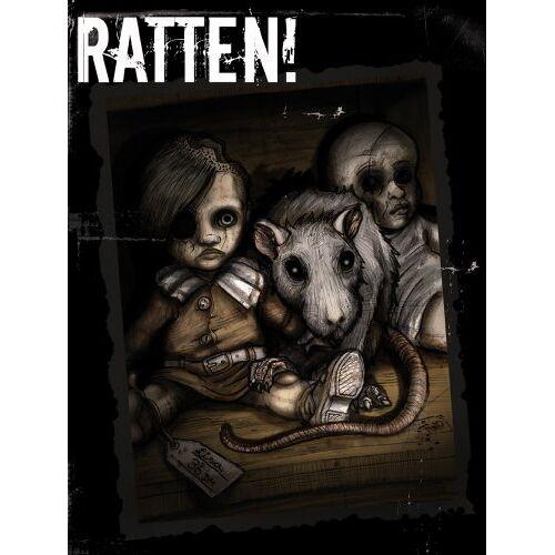 David Grashoff - Ratten - Grundregelwerk: Das Grundregelwerk - Preis vom 20.10.2020 04:55:35 h