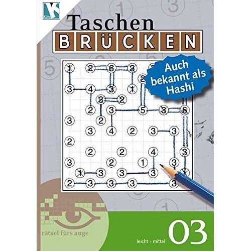 Conceptispuzzles - Brücken-Rätsel 03 - Preis vom 15.08.2019 05:57:41 h