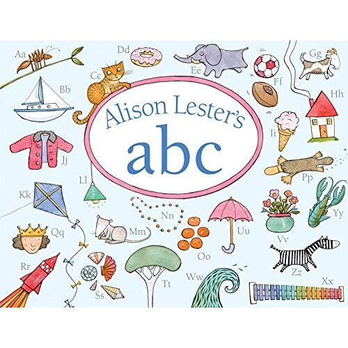 Alison Lester - Alison Lester's ABC - Preis vom 15.04.2021 04:51:42 h