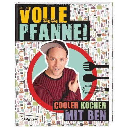 Ben Blümel - Volle Pfanne!: Cooler kochen mit Ben - Preis vom 06.09.2020 04:54:28 h