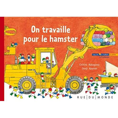 Chihiro Nakagawa - Les P'tits Bonzoms, Tome 3 : On travaille pour le hamster - Preis vom 10.09.2020 04:46:56 h