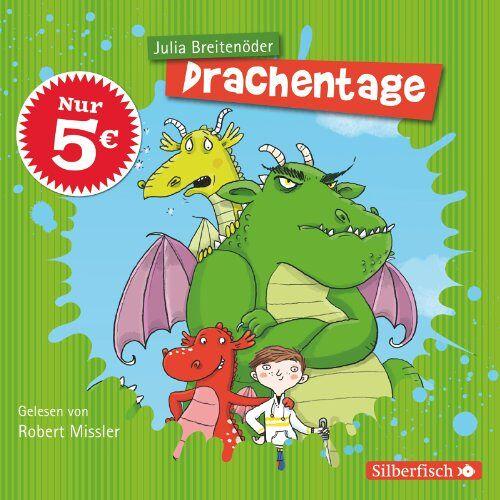 Julia Breitenöder - Drachentage: 2 CDs - Preis vom 20.10.2020 04:55:35 h