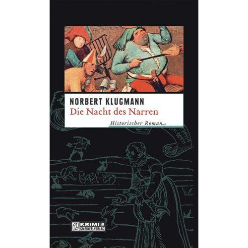 Norbert Klugmann - Die Nacht des Narren: Trine Deichmanns zweiter Fall - Preis vom 02.12.2020 06:00:01 h