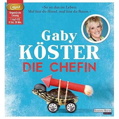 Gaby Köster - Die Chefin - Preis vom 11.05.2021 04:49:30 h