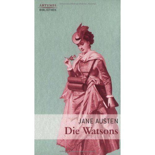 Jane Austen - Die Watsons - Preis vom 20.10.2020 04:55:35 h