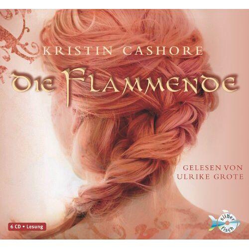 Kristin Cashore - Die Flammende (6 CDs) - Preis vom 25.02.2021 06:08:03 h