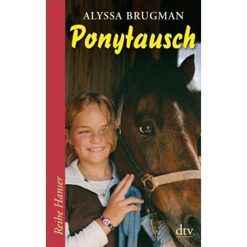 Alyssa Brugman - Ponytausch - Preis vom 20.10.2020 04:55:35 h