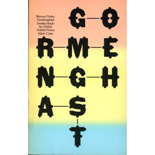 Mervyn Peake - Gormenghast. (Hobbit Presse): Gormenghast, Bd.2, Im Schloß - Preis vom 06.09.2020 04:54:28 h