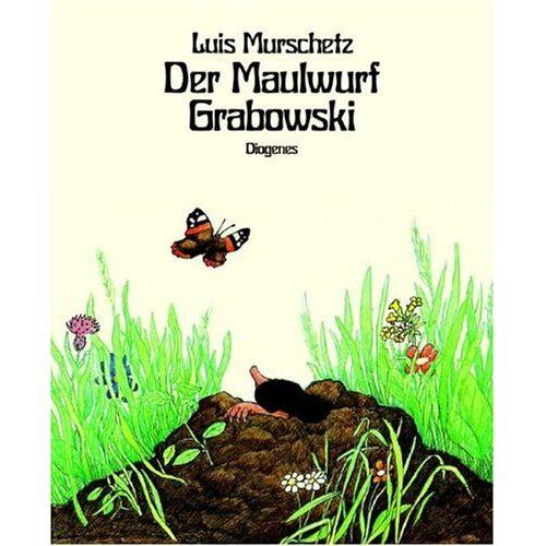 Luis Murschetz - Der Maulwurf Grabowski - Preis vom 12.04.2021 04:50:28 h