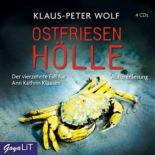Klaus-Peter Wolf - Ostfriesenhölle: Der vierzehnte Fall für Ann Kathrin Klaasen (Ostfriesenkrimi) - Preis vom 05.05.2021 04:54:13 h