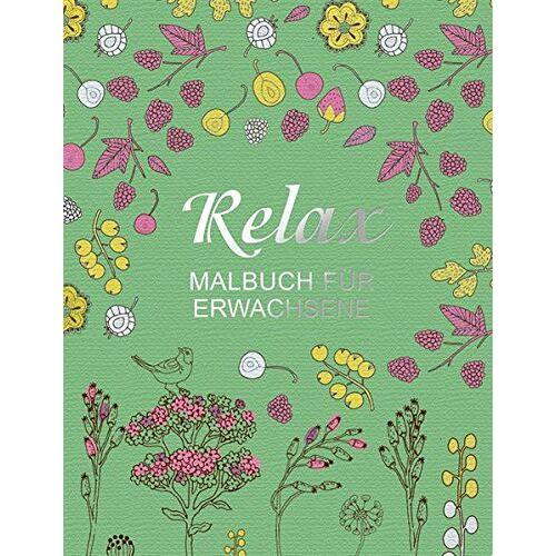 - Malbuch für Erwachsene: Relax - Preis vom 09.07.2020 04:57:14 h
