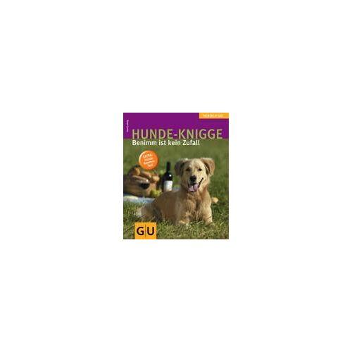 Gerd Ludwig - Hunde-Knigge (GU Tierisch gut) - Preis vom 06.05.2021 04:54:26 h