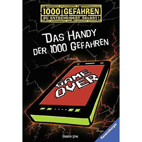 Fabian Lenk - Das Handy der 1000 Gefahren (RTB - 1000 Gefahren) - Preis vom 05.09.2020 04:49:05 h