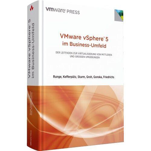 Roland VMware vSphere 5 im Business-Umfeld - Der Leitfaden zur Virtualisierung von mittleren und großen Umgebungen: Der Leitfaden zur Virtualisierung von ... großen Umgebungen (VMware Press) (net.com) - Preis vom 11.04.2021 04:47:53 h