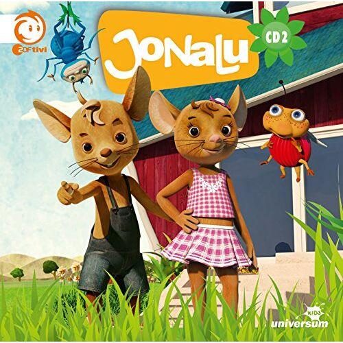 Jonalu - Jonalu-Hörspiel 2 - Preis vom 19.01.2021 06:03:31 h