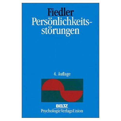 Peter Fiedler - Persönlichkeitsstörungen - Preis vom 24.10.2020 04:52:40 h