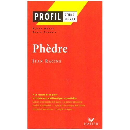 Jean Racine - Racine: Phedre - Preis vom 12.04.2021 04:50:28 h