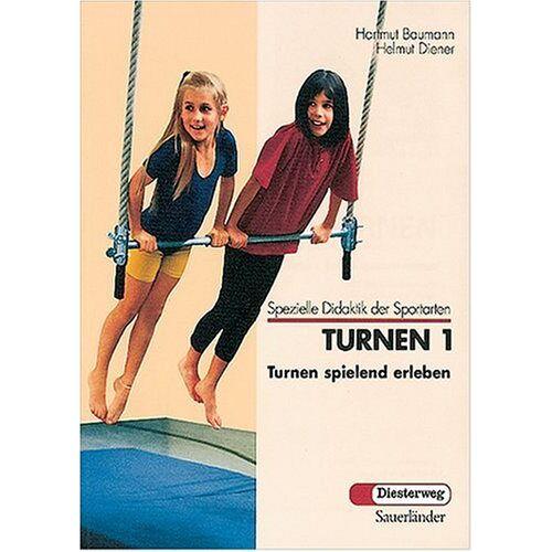 Hartmut Baumann - Turnen, 2 Bde., Bd.1, Turnen spielend erleben - Preis vom 07.05.2021 04:52:30 h