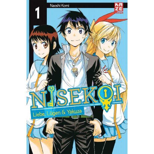 Naoshi Komi - Nisekoi 01 - Preis vom 06.05.2021 04:54:26 h