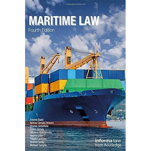 Yvonne Baatz - Maritime Law (Maritime and Transport Law Library) - Preis vom 28.03.2020 05:56:53 h