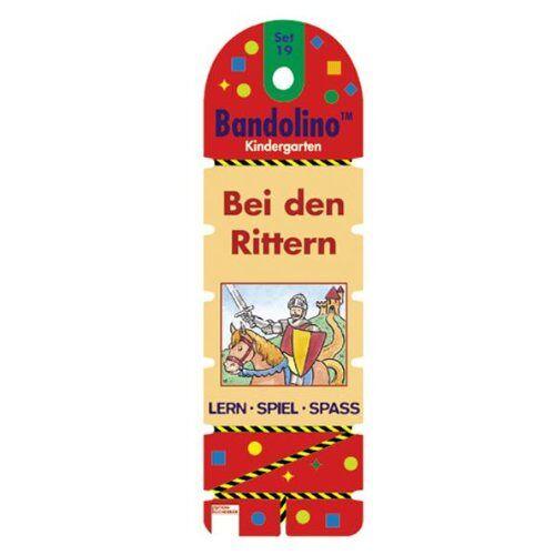 - Bandolino (Spiele), Set.19, Bei den Rittern (Spiel): Lern Spiel Spass. Kindergarten - Preis vom 13.05.2021 04:51:36 h