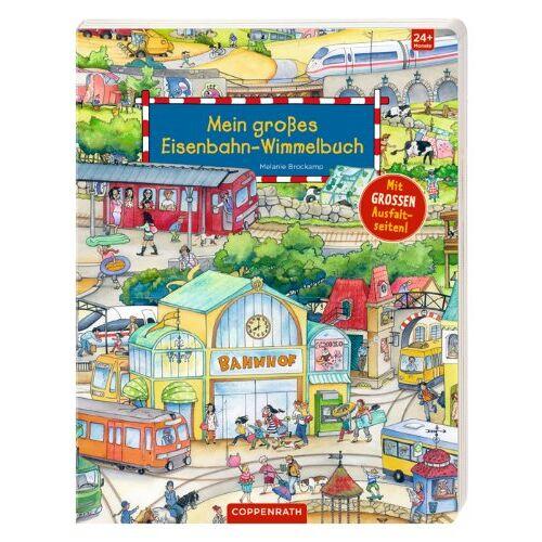 - Mein großes Eisenbahn-Wimmelbuch - Preis vom 23.11.2020 06:07:38 h