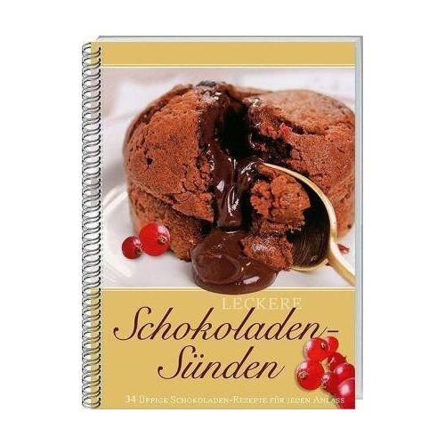 - Leckere Schokoladen-Sünden: 34 üppige Schokoladen-Rezepte für jeden Anlass - Preis vom 06.09.2020 04:54:28 h