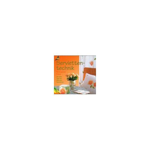 - Serviettentechnik fürs ganze Haus - Preis vom 12.04.2021 04:50:28 h