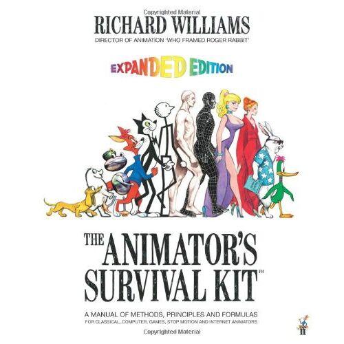 Williams, Richard E. - Animator's Survival Kit - Preis vom 16.05.2021 04:43:40 h