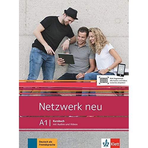 Stefanie Dengler - Netzwerk neu A1: Deutsch als Fremdsprache. Kursbuch mit Audios und Videos (Netzwerk neu / Deutsch als Fremdsprache) - Preis vom 21.10.2019 05:04:40 h