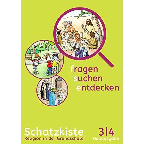 Barbara Ort - Schatzkiste 3/4 NA. 24 Folien.: Folienmappe mit Bildern aus fragen suchen entdecken 3/4 - Preis vom 06.09.2020 04:54:28 h