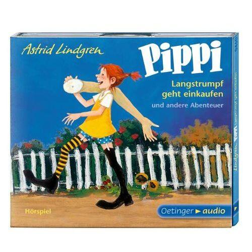 - Pippi Langstrumpf Geht Einkaufen U.A.Geschichten - Preis vom 20.10.2020 04:55:35 h