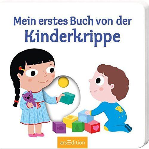 - Mein erstes Buch von der Kinderkrippe - Preis vom 03.05.2021 04:57:00 h