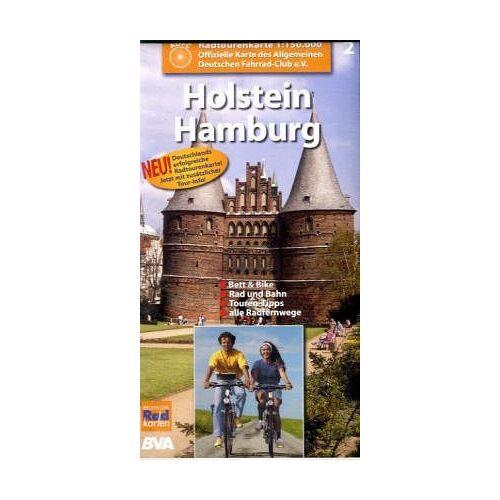 - Radtourenkarten 1:150000 (ADFC): ADFC Radtourenkarten, Holstein, Hamburg: Nr 2 - Preis vom 05.09.2020 04:49:05 h