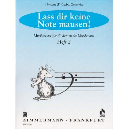 - Lass dir keine Note mausen! 2: Musiktheorie für Kinder mit der Musikmaus - Preis vom 07.05.2021 04:52:30 h